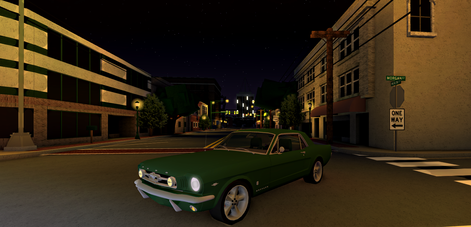 Ford Mustang Gt 1967 Ultimate Driving Roblox Wikia Fandom
