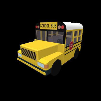Vortex Security School Bus | Ultimate Driving Roblox Wikia