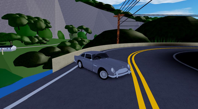 Aston Martin DB5 Vantage | Ultimate Driving Roblox Wikia | FANDOM