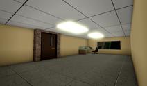 Drawbridge Inteior Control Room