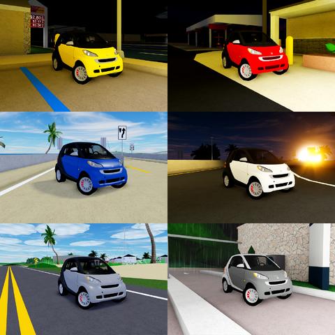 Smart Fortwo | Ultimate Driving Roblox Wikia | FANDOM