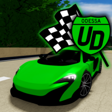 Odessa Icon