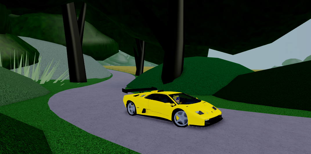Lamborghini Diablo Ultimate Driving Roblox Wikia Fandom Powered