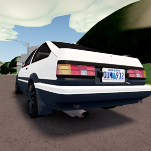 Akio Tiara Gt 83 1983 Ultimate Driving Roblox Wikia Fandom