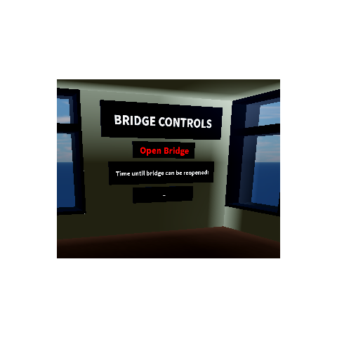 The old Westover Drawbridge Controls.