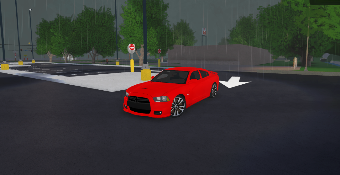 Dodge Charger SRT-8 (2013) | Ultimate Driving Roblox Wikia