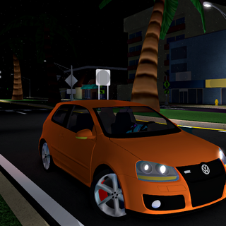 A Golf GTI in Palm Shores (UD: Westover Islands)
