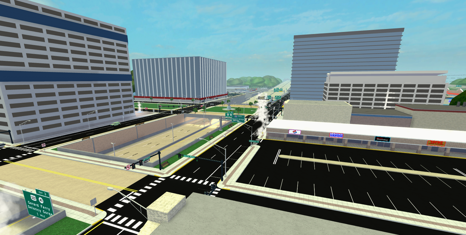 Roblox ultimate driving westover