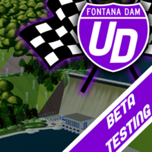 Fontana Dam Icon