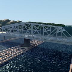 Halifax Swing Bridge
