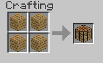 Crafting Table (Minecraft) | Ultimate Gaming Galaxy Wiki