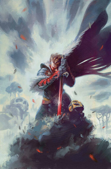 Black Knight Comic