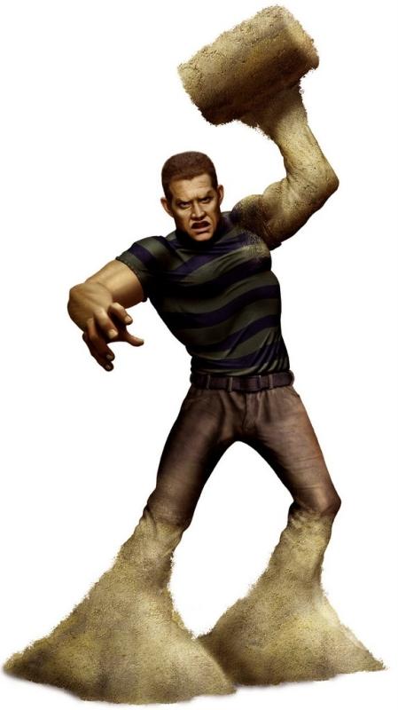 Sandman   Ultimate Marvel Cinematic Universe Wikia ...