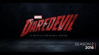 Daredevil Season 2 (2016) Trailer HD
