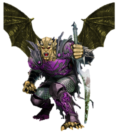 Gargoyle hero
