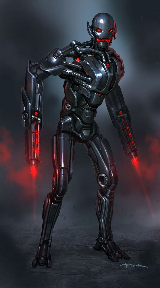 Ultron Sentries | Ultimate Marvel Cinematic Universe Wikia | FANDOM
