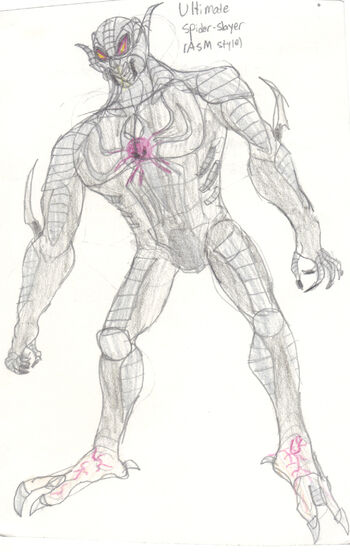 Ultimate Spider-Slayer (ASM)