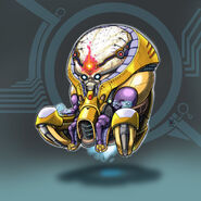 Modok redesign by pk artist-d7hpgg2