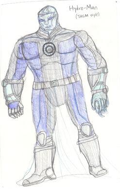Hydro-Man (ASM)