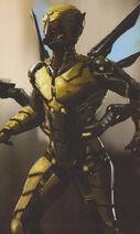 Yellowjacket (Rita Concept)