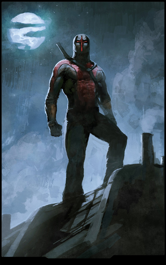 Marvel Red