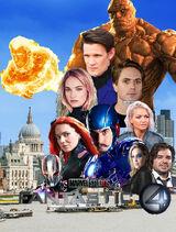Fantastic Four poster 4