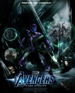 Avengers kang dynasty poster by darthdestruktor