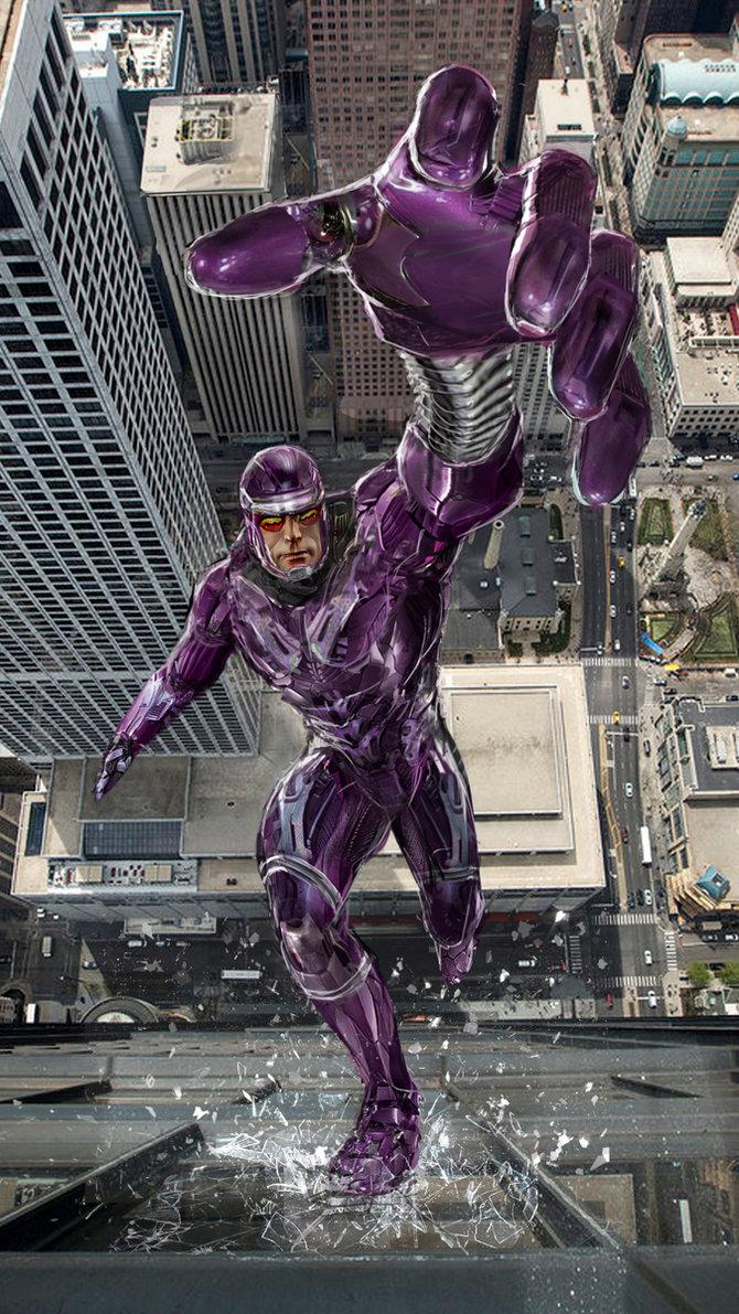 Machine Man   Ultimate Marvel Cinematic Universe Wikia
