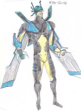 Killer Shrike (Iron Man Armored Adventures)