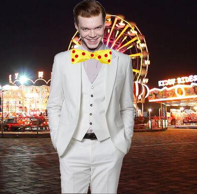 Cameron Monaghan as Arcade