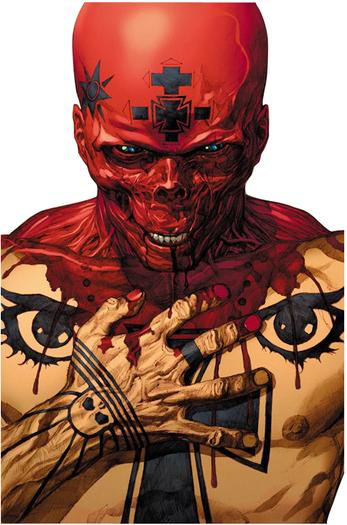 Red Skull Hybrid 2