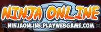 Ninja online logo