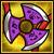 110 Purple Flame Shuriken