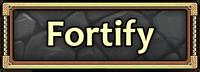 Fortify Tab