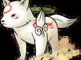 Pet - Amaterasu (White Wolf)