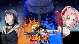 Naruto Mortiferum VN PvE Update 1 - Mount Myoboku