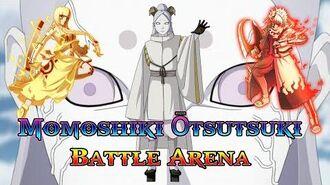 Anime Ninja Momoshiki Ōtsutsuki Battle Arena Naruto Games Browser Online Games