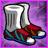 150 Glitter Boots