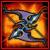 Flame Shuriken