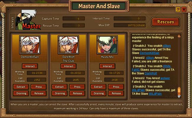 Slavesss