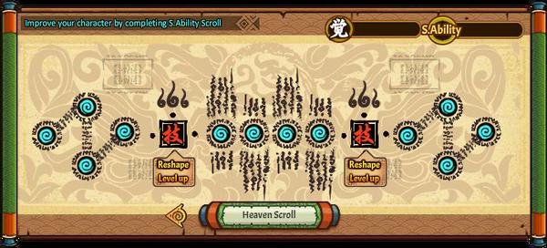 S.Ability Heaven Scroll