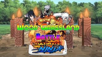 Ultimate Ninja Wood Grassland Battle Naruto Game Android & iOS Games