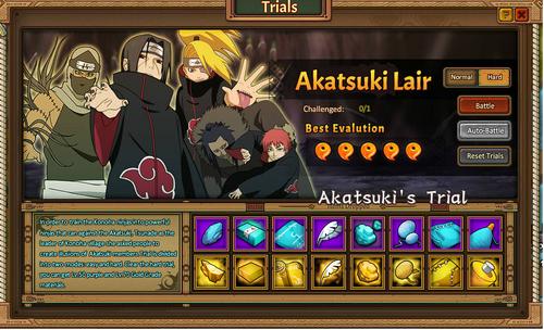 Akatsuki's Lair