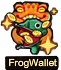 Frog Wallet Small Grid