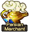 Persian Merchant Small Grid
