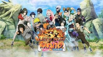 Naruto Online Gameplay Part 4 Mobile Games Android & iOS Games