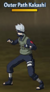 Trial of the Nine Tails Outer Path Kakashi