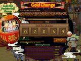 Gold Change