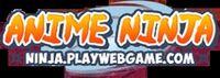 Anime ninja logo