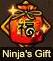 Ninja Gift Small Grid